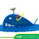 Thiết bị phun nước hình cá voi