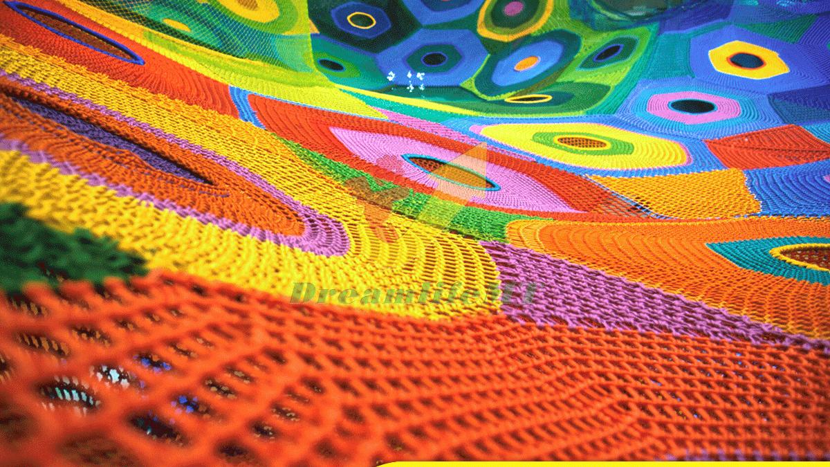 Chất liệu của lưới đan dây