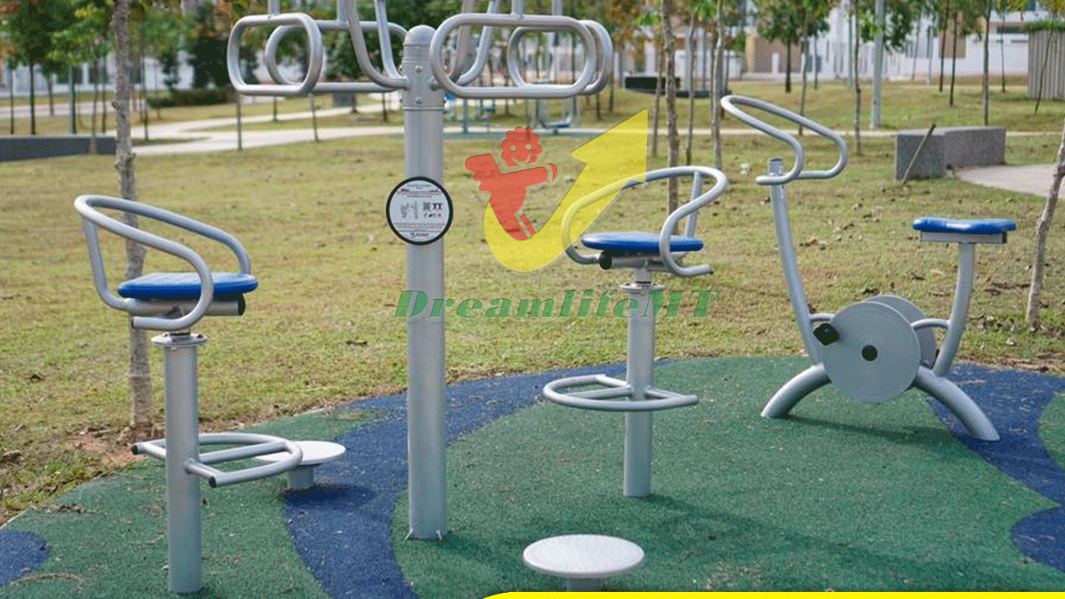 Thiết bị thể dục nhập khẩu Malaysia