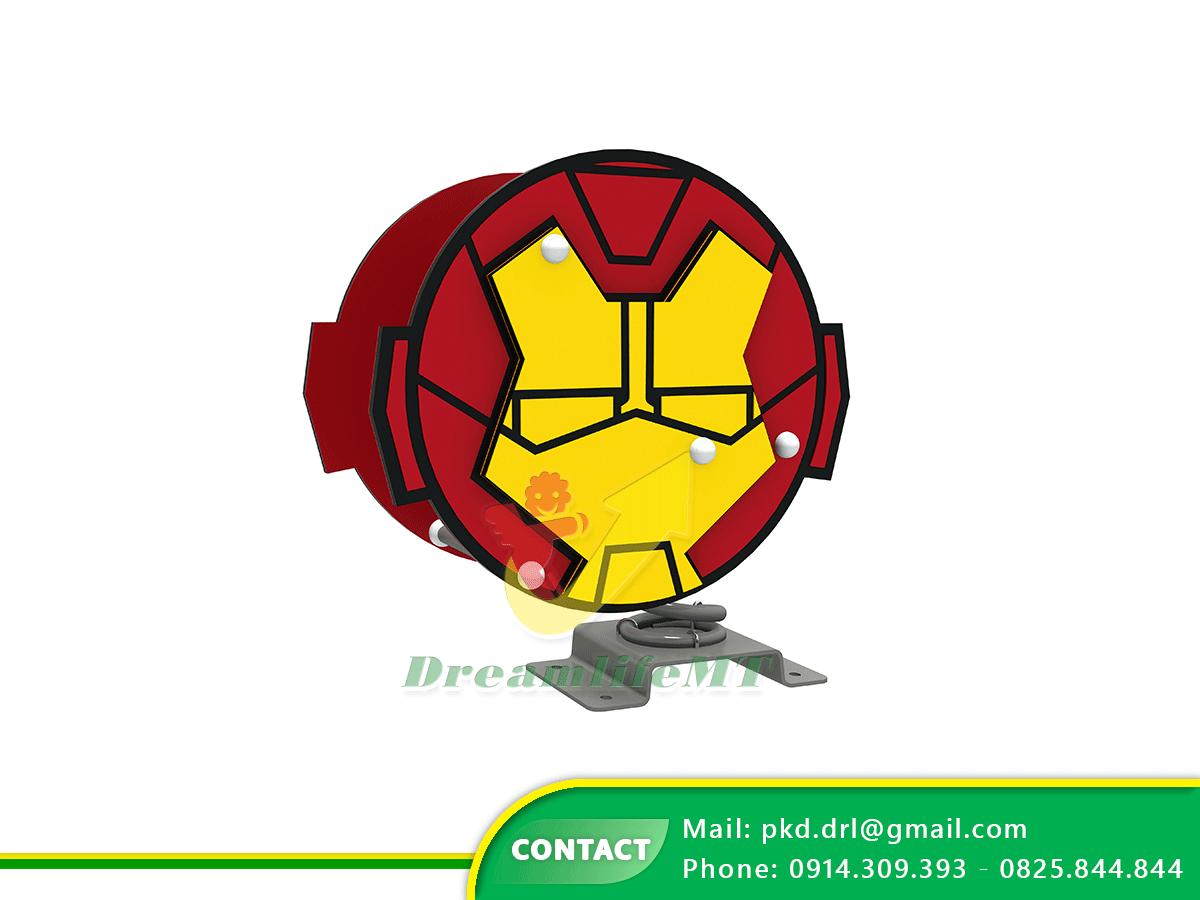 Thú nhún hình Iron-man