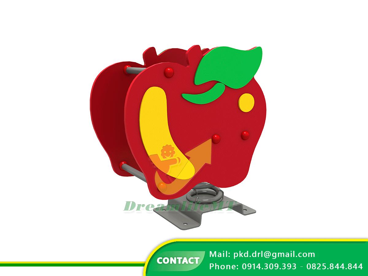 Thú nhún hình trái táo